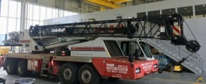 Link-Belt HTC-8660 Series II 60-Ton Telescopic Boom Truck Crane