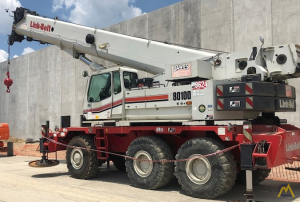 Link-Belt RTC-80100 100-Ton Rough Terrain Crane