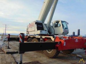 Link-Belt RTC-80150 Series II 150-Ton Rough Terrain Crane