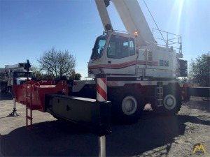 Link-Belt RTC-80150 Series II Rough Terrain Crane
