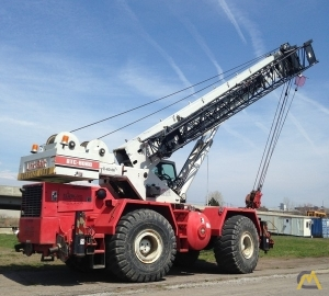 Link-Belt RTC-8060 60-ton Rough Terrain Crane