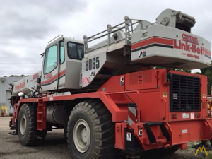 Link-Belt RTC-8065 Series II 65-Ton Rough Terrain Crane