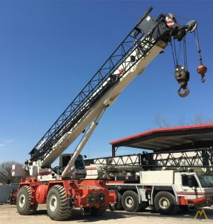 Link-Belt RTC-8075 75-Ton Rough Terrain Crane