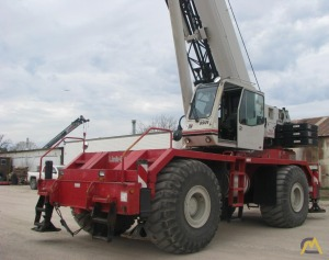 Link-Belt RTC-8090 Series II 90-ton Rough Terrain Crane