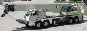 Load King 480-126 80-Ton Telescopic Truck Crane