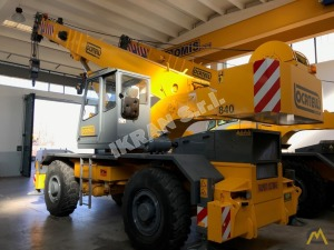 Locatelli GRIL 840 40-ton Rough Terrain Crane