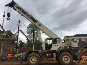 Lorain RT 450 50-ton Rough Terrain Crane