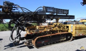 Low Hours on IMT International FR 1200-HD Micropile Drill Rig