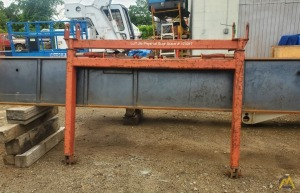 Luffing Jib Stop for Manitowoc 2250