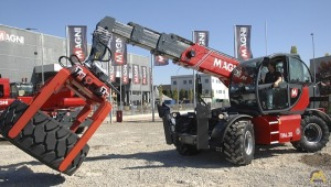 MAGNI TH 6.20 Telehandler