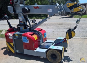 Manitex 25 EL 2.5 Electric Pick and Carry Crane-LOW HOURS