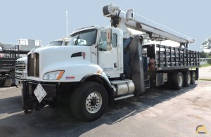 Manitex 26101 26-ton Boom Truck Truck on Kenworth T470