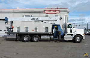Manitex 2892C 28-ton Boom Truck on Peterbilt 365