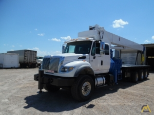 Manitex 35124C 35-ton Boom Truck on