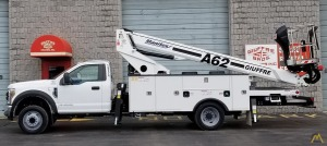 Manitex A62 2-Ton Aerial Man Lift