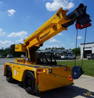 Manitex CD 100i 10-Ton Industrial Carry Deck Crane
