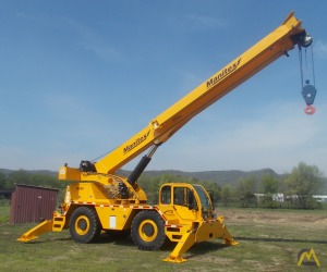 Manitex M300 30-Ton Down Cab Rough Terrain Crane