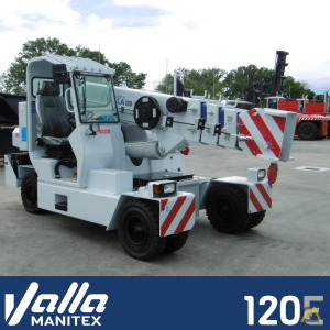 Manitex Valla 120 E Electric Pick & Carry Crane