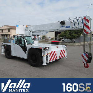 Manitex Valla 160 SE Carry Deck Crane