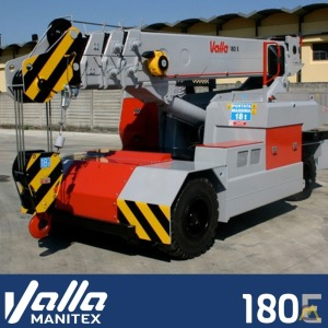 Manitex Valla 180 E / D Pick & Carry Crane