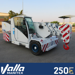 Manitex Valla 250 E / D Pick & Carry Crane