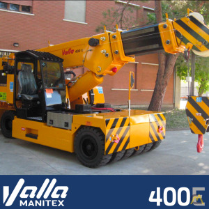 Manitex Valla 400 E / D Pick & Carry Crane