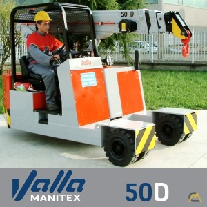 Manitex Valla 50 D Pick & Carry Crane