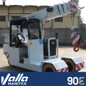 Valla Manitex 90 E Pick & Carry Crane