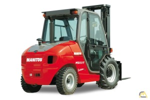 Manitou MSI 35 3B-FT4 3.85-Ton Lift Truck