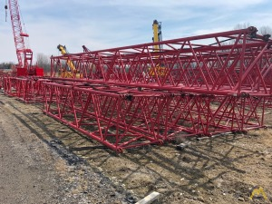 Manitowoc 10000 Boom Sections