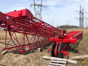 Manitowoc 2250 #133A Luffing Jibs For Rent or