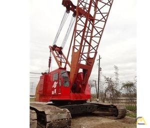 Manitowoc 4000W 175-ton Lattice Boom Crawler Crane