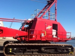 Manitowoc 4000WV 175-Ton Lattice Boom Crawler Crane