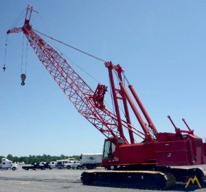 Manitowoc 777 200-Ton Lattice Boom Crawler Crane