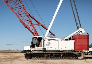 Manitowoc 999 III 275-Ton Lattice Boom Crawler Crane