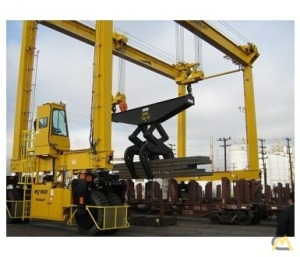 Mi-Jack MJ150 150-Ton Rubber Tired Gantry Crane