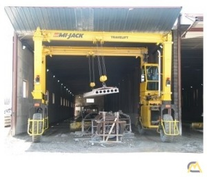 Mi-Jack MJ20 Rubber Tired Gantry Crane