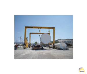 Mi-Jack MJ55 55-Ton Rubber Tired Gantry Crane