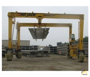 Mi-Jack MJ65 65-Ton Rubber Tired Gantry Crane