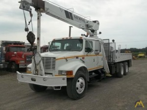 National 437A 10-ton Tractor Mount Boom Truck