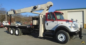National 800D Series Model 8100D 23-Ton Boom Truck Crane-CranesList ID: 497