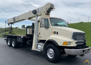 National 900A Series 9103A 26-ton Boom Truck Crane on Sterling LT9500