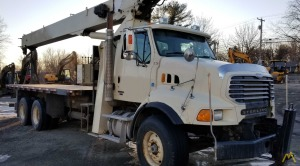 National 9103A 26-ton Boom Truck on Sterling LT9513
