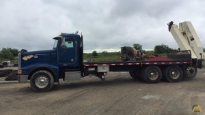 National Crane N205/50/58 Knuckle Boom Crane on Peterbilt 377