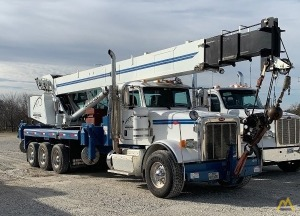 National NBT40-103 40-ton Boom Truck on Peterbilt 367