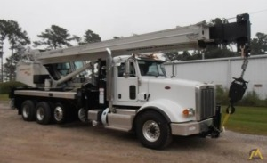 National NBT45-103 Boom Truck 45-ton Boom Truck on Peterbilt 367