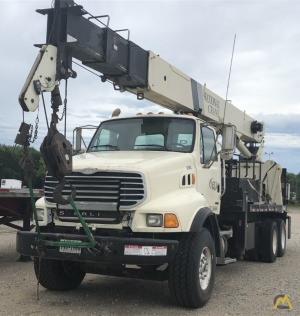National Series 900A Model 9103A 26-ton Boom Truck Crane on Sterling L8500