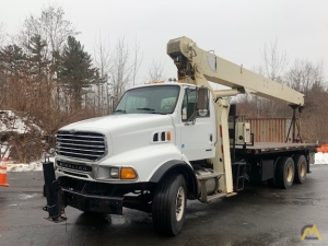 National Series 900A Model 9103A 26-ton Boom Truck on Sterling