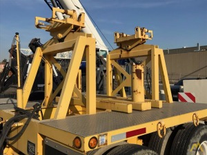 Nelson CBC-20ST Dual Axle Boom Dolly
