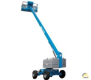 NEW 2019 Genie S-40 Telescopic Boom Lift (4WD)
